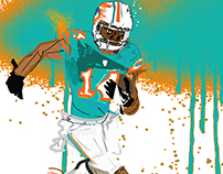 Jarvis Landry NFL Miami Dolphins