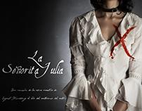 La Señorita Júlia