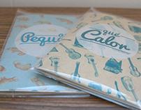 Ay Peque qué Calor!! Special Fanzine