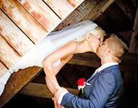 Hochzeits-Shooting - Dani & Mario