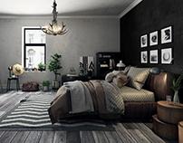 Bedroom-inspired