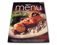 Wegmans Menu Magazine