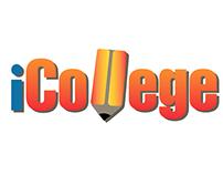 Diseño de logotipo y sitio web para www.icollege.cl