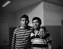 Prison portraits