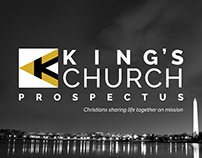 King's Church Logo and Prospectus