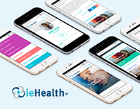 IeHealth ~ Sitio Web Responsivo