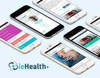 IeHealth ~ Sitio Web Responsivo
