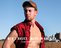 Flint & Tinder - Made In America Advertising Campaign