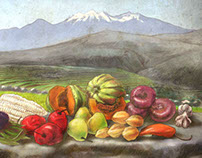 Arequipa´s agro products