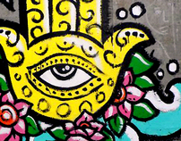 Khamsa | The Wall Project