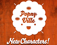 These Are Popnyville's New Characters!