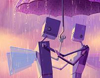Robots in the Rain