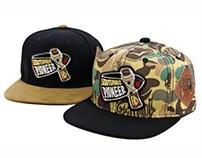 Filter017 PIONEER SNAPBACK CAP