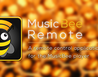 Music Bee Remote android app (Holo)