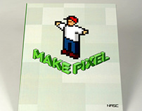 Make Pixel - pixel art artbook