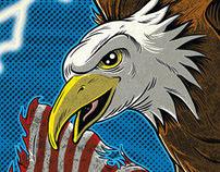 Eagle Skate Deck