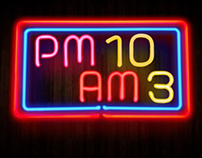 PM 10-AM 3 Opening Title