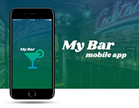 My Bar. Mobile app for preparing coctails