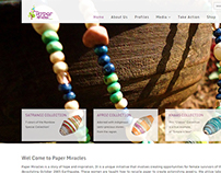 WordPress, eCommerce Jewelry website