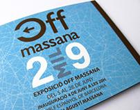 Off massana. Exposició Poble Espanyol