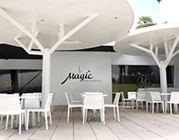 Magic · drink, food & music (Contract)