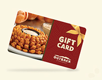 Landing Page Gift Card Outback