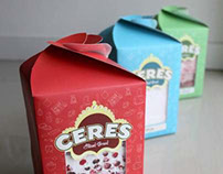 Ceres Spread Bread Packaging