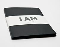 I Am, Magazine.
