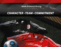 Brea Soccer Brochure