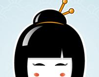 Sweet, Little Geisha