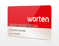 Página Cartão Worten (concept)