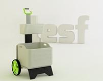 Lesf Market Car
