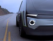 OTOSAN Autonomous Van
