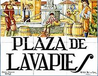 "Vídeo Institucional ""La Corrala"" AV Lavapiés, Madrid."