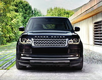 THE ALL-NEW RANGE ROVER by Greg Pajo - Aproductions