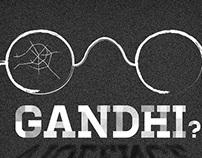 Mahatma Gandhi??