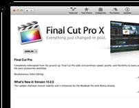 Three Final Cut Tools
