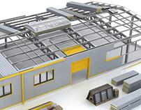Reprezentari tehnice 3D