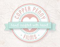 Copper Penny Films Branding