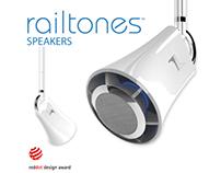 Railtones Speakers