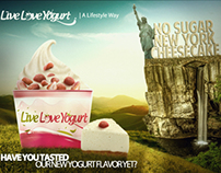 Live Love Yogurt