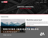 Driving Insights