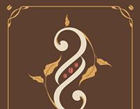 La Belle Maison Café - Branding e Identidade de Marca