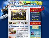 Branson, MO website