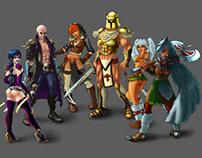 Hellgard's Heroes