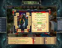 Hellgard's interface