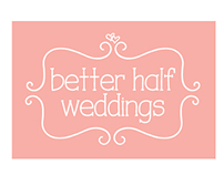 Better Half Weddings Logo