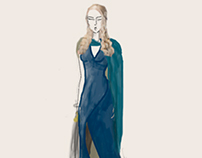 Daenerys | Costume Study