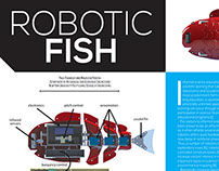 Dynamic Systems and Controls Magazine Robotic Fish