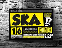Ska! / Sistema para un Evento - DG2